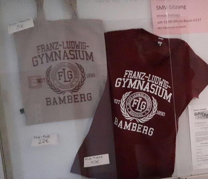 T-Shirt und Tasche